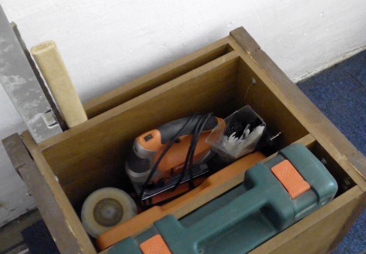 Cutie PAL pentru depozitare unelte