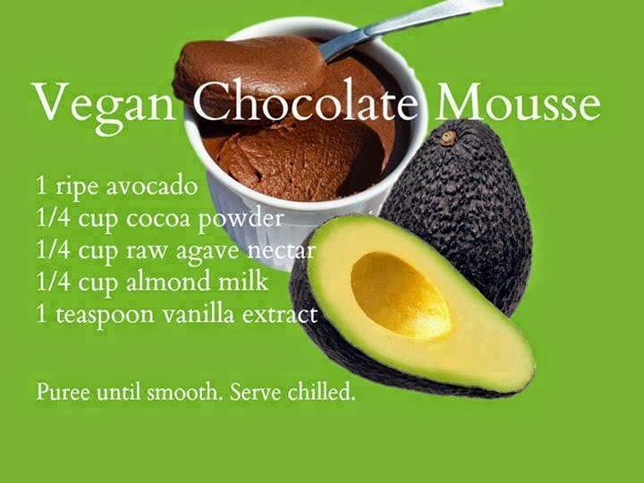Vegan Chocolate Mousse - Rörelse för djurrätt