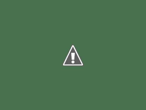大笄付近の稜線