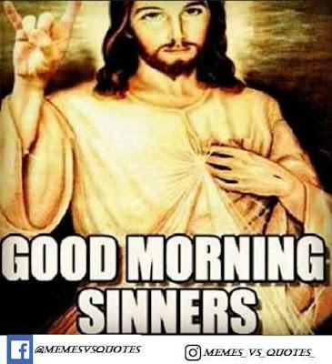 Good Morning Sinners