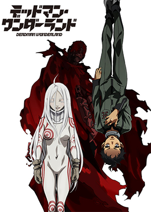 Deadman Wonderland [12/12] [HD] [MEGA]