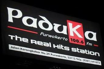 Radio Paduka 100,6 FM Purwokerto