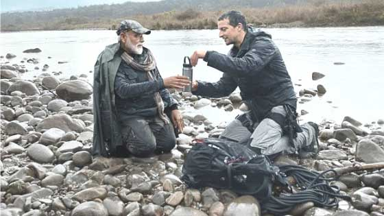 PM Modi Trolled For Featuring On Man VS Wild