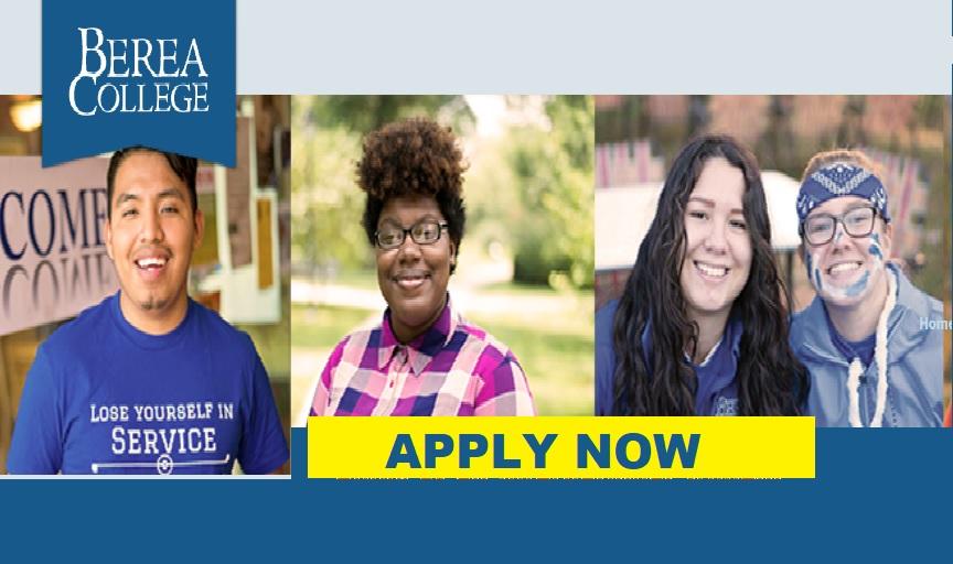 Berea College Undergraduate Scholarship