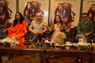 झलकी' के कलाकारों ने दिल्ली में किया फिल्म का प्रमोशन