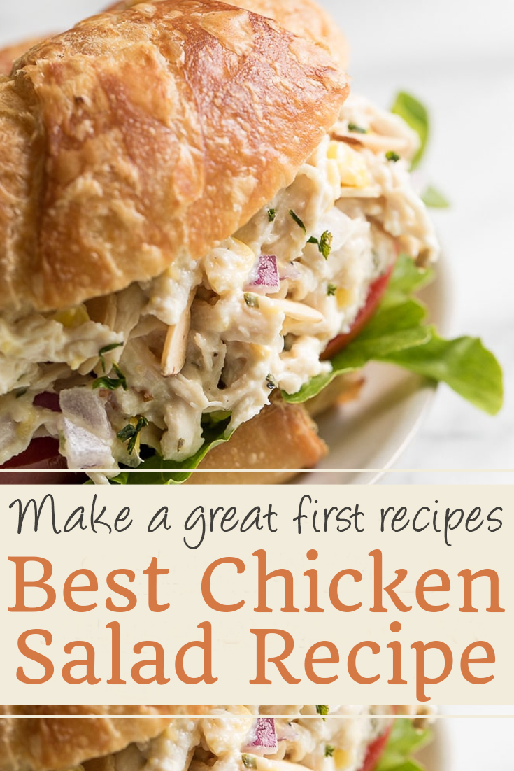 Best Chicken Salad Recipe | chicken recipes, crock pot recipes, chicken breast recipes, easy chicken recipes, soup recipes, chili recipe, chicken casserole, slow cooker recipes, chicken salad recipe, meatloaf recipe, chicken thigh recipes, chicken casserole recipes, chicken curry recipe, chicken soup recipe, chicken dishes, baked chicken recipes, baked chicken, healthy chicken recipes, lasagna recipe, chicken recipes for dinner, rice recipes, butter chicken recipe, casserole recipes, chicken parmesan recipe. #chicken #salad #recipes
