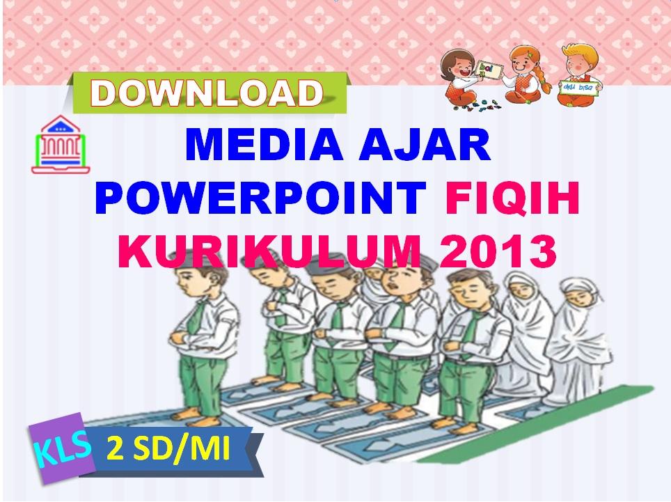 Media Ajar Power Point Fiqih Kelas 2 SD/MI