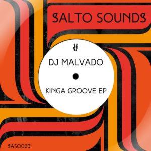 Dj Malvado Feat. Lulas da Paixo - Kinga Groove