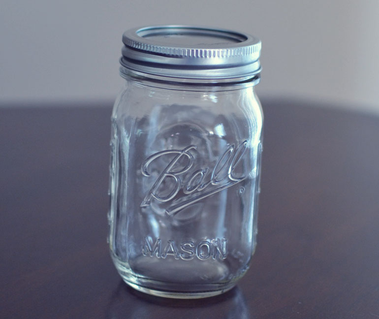 Mason Jar Craft Tutorial