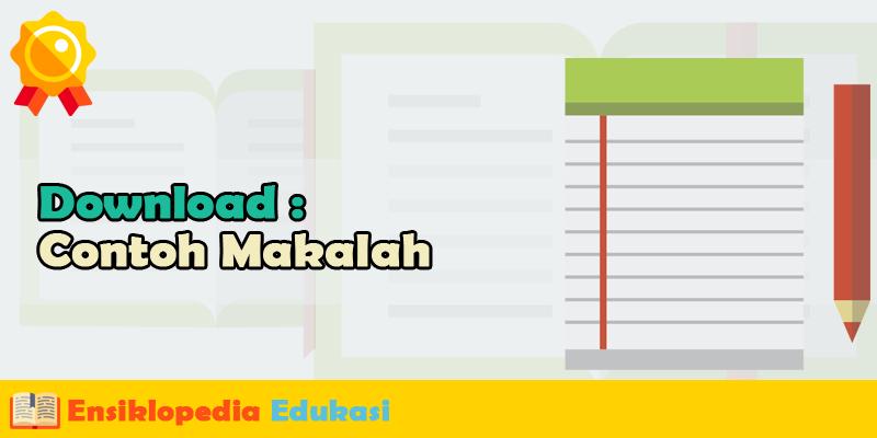 Contoh Makalah Peran Madrasah Dalam Pendidikan Islam Download Format Microsoft Word (doc/docx)
