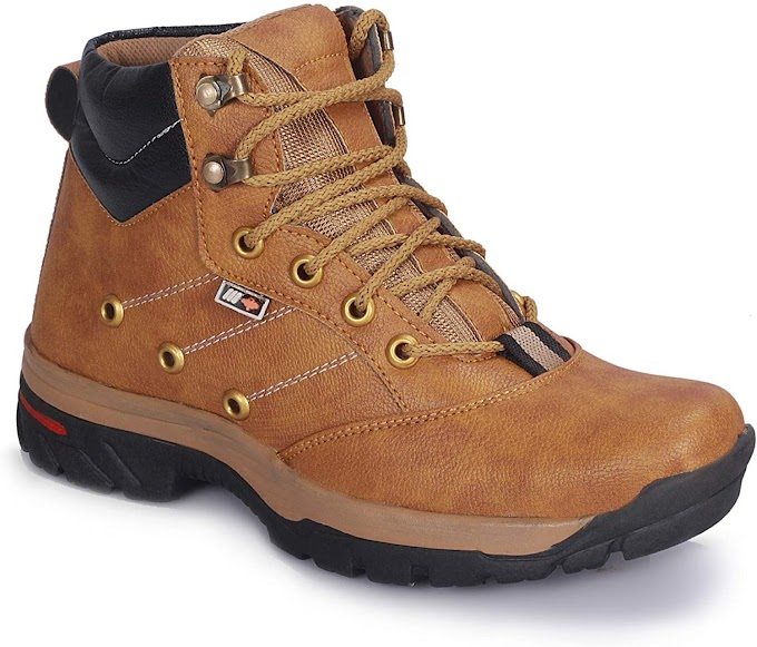 Rebelbe Climber Men's Leather Casual Boot