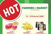 Katalog Promo Farmers Market Weekend 14 - 16 Februari 2020