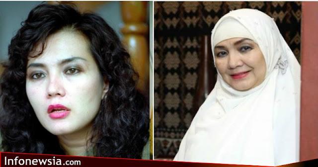 Kisah Eva Arnaz, Ratu Film Panas Indonesia Yang Kini Jualan Lontong Sayur