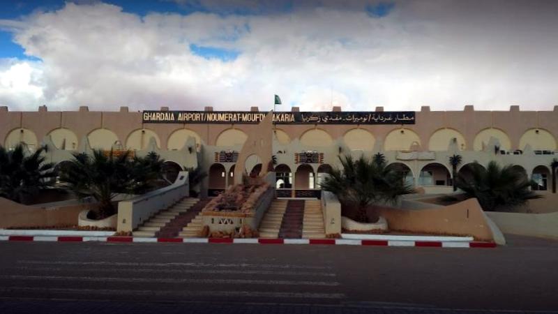 مطار مفدي زكريا غرداية الدولي Noumérat – Moufdi Zakaria Airport