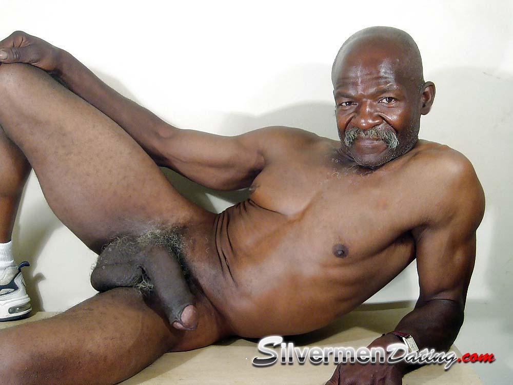 Older naked black men photos 549