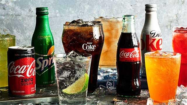 دراسة: مشروبات الدايت الغازية تسبب زيادة الوزن