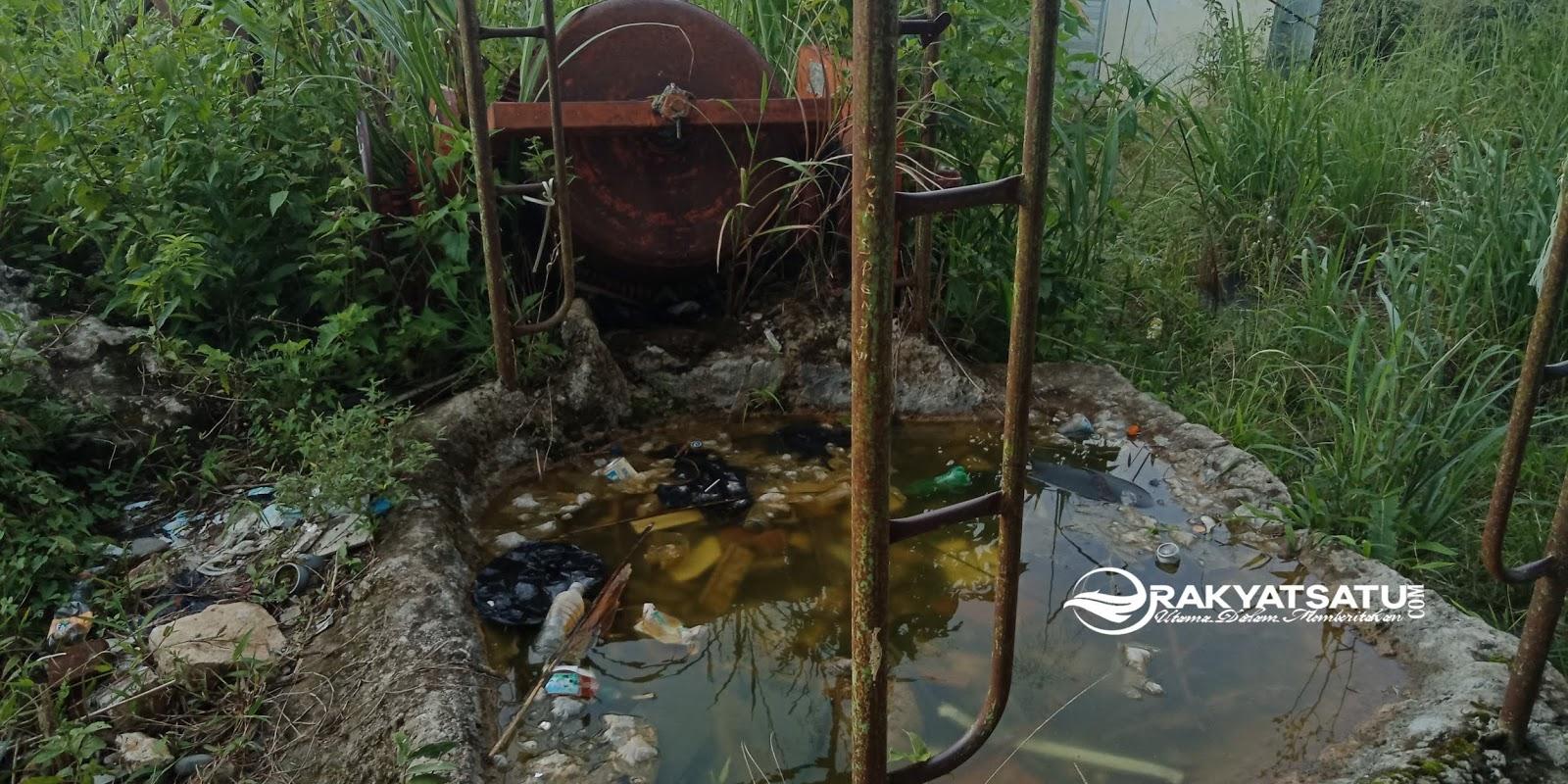 Miris, Begini Kondisi Toilet di Objek Wisata Buntu Singki, Kadis Parawisata Undang Wartawan ke Lokasi