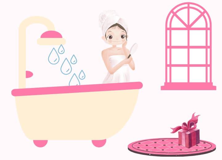 banho para atrair um amor