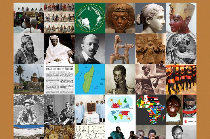 Africanidad: Treinta temas de Historia, Política, Filosofía y Cultura de África y sus diásporas