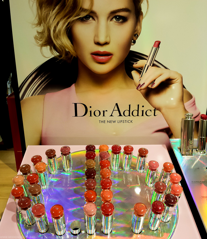 Dior Addict Hydra-Gel Core Mirror Shine New Lipsticks Swatches Fall 2015 Makeup