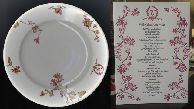 wells card and plate