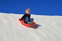 白沙國家公園滑沙趣