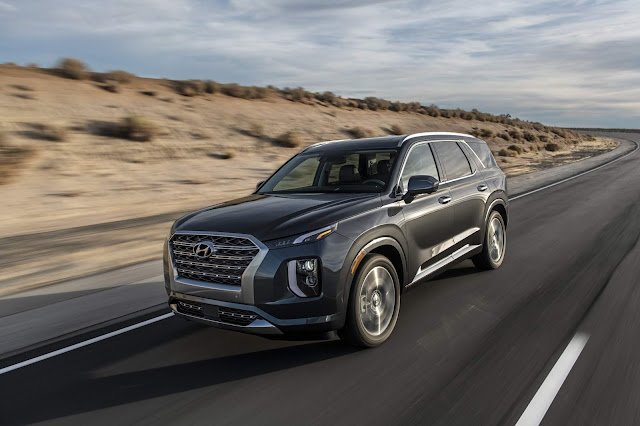 Hyundai Sonata and Palisade Win 2019 GOOD DESIGN Awards