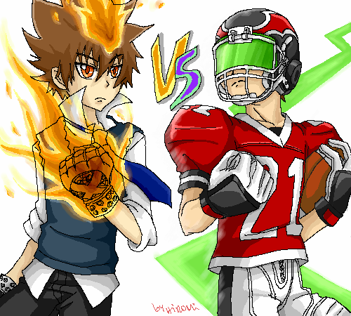 Eyesheild 21 Eyeshield: Manga Freak!!: Manga Recommendation: Eyeshield 21