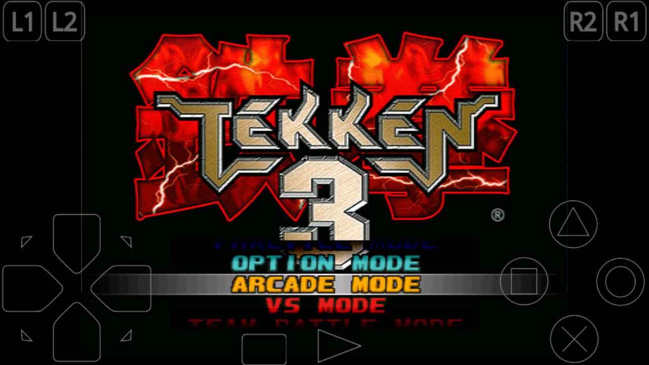 Tekken 3 Apk Android