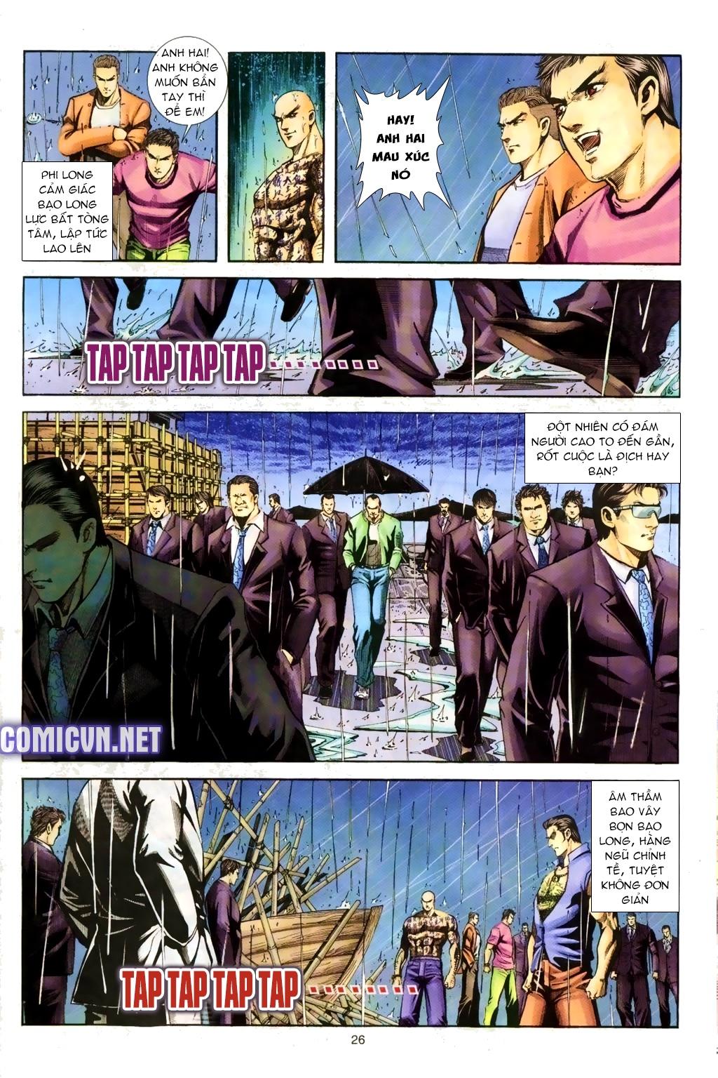 Đại Ca Giang Hồ chap 8 - Trang 15