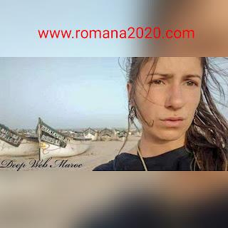 العتور على جثة سائحة ايطالية في الداخلة بعد اختفائها