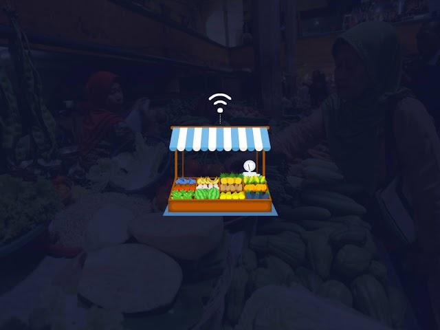 Smart Pasar, Pemanfaatan Teknologi Digital di Pasar Tradisional