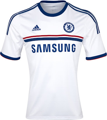 2247175e614 Chelsea 13-14 (2013-14) Away and Third Kits Released - Footy Headlines