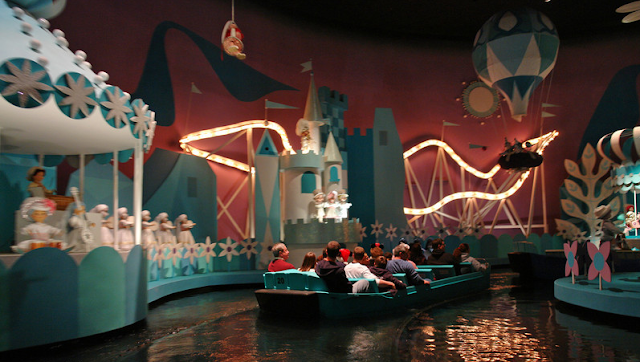 It's a Small World no Magic Kingdom na Disney