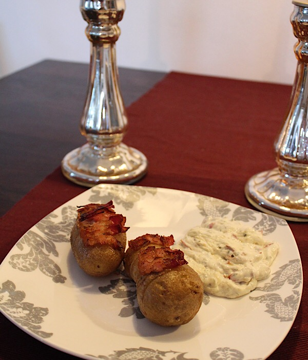 Rezept Diät low carb Kartoffeln