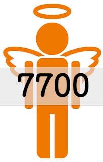 7700 の エンジェルナンバー