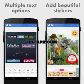 PixelLab – Text on pictures pk v1.9.7 [Modded]
