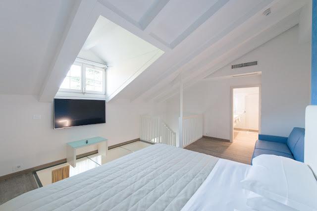 Hotel Liberty : scorcio suites