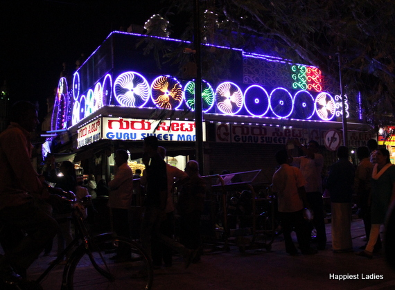 Mysore Dasara Street Lightings7
