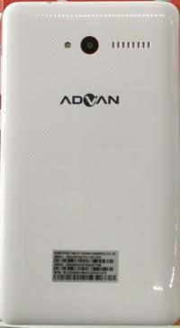 Cara Flash Advan E1C 3G Menggunakan Flashtool FREE