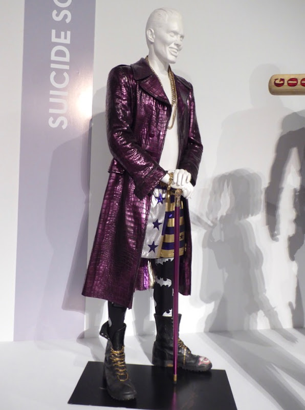 Jared Leto Suicide Squad Joker movie costume