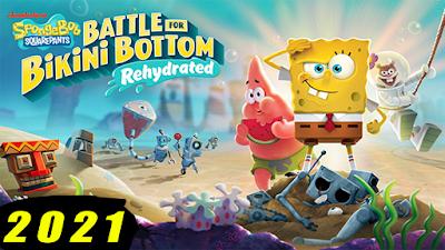 تنزيل لعبة Spongebob SquarePants Batyle for bikini Bottom للأندرويد اسطورية