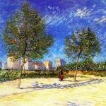 'Als afores de París (Vincent Van Gogh)'