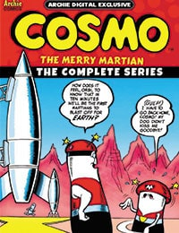Cosmo the Merry Martian: The Complete Series