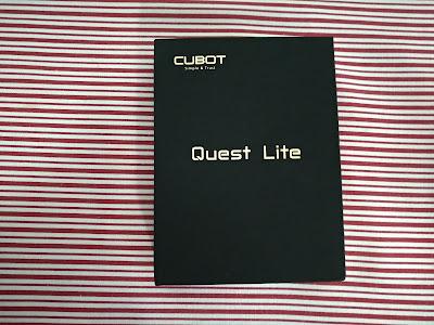 Cubot Quest Lite - Review