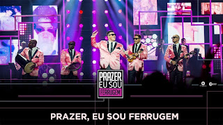 Ferrugem - Samba Blues