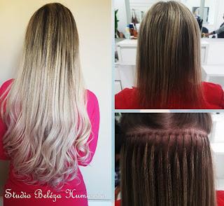 Mega Hair Alongamento de Cabelos em Itapema