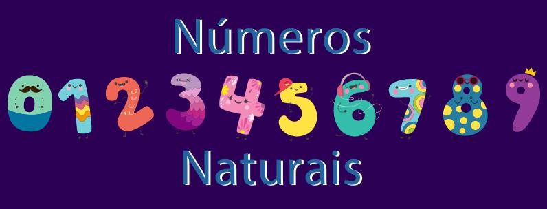 Números Naturais Exercícios