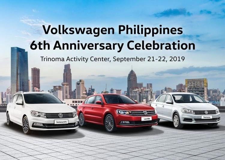 Volkswagen Philippines 6th Anniversary Celebration