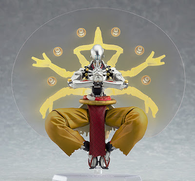 "figma Zenyatta de ""Overwatch"" - Good Smile Company"